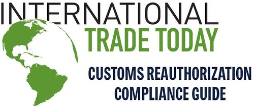 Customs Reauthorization Compliance Guide
